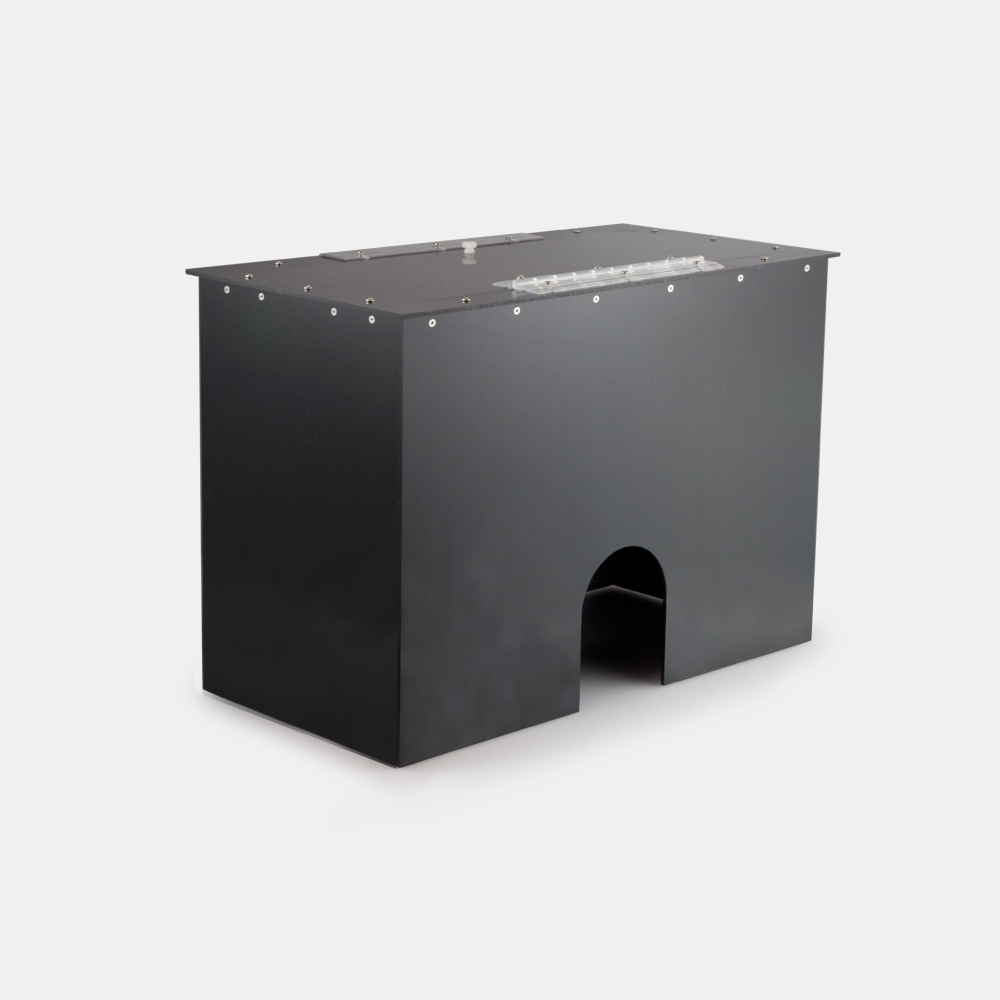 Med Associates Inc  » Dark Box Insert for Rat